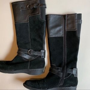 Clark's Whistle Suede Boots